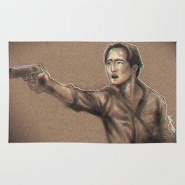 Glenn Rhee Rug