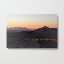 Kelso Mountains 1 Metal Print