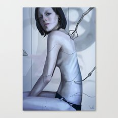 Humanization Canvas Print