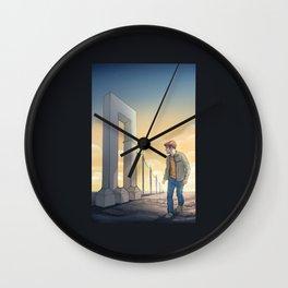 ganù paradoxone Wall Clock