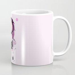 Octavia and Octopus Coffee Mug
