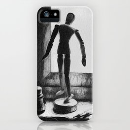 The Artists Supplies iPhone Case