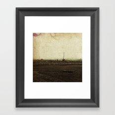 Dawn on the Lake Framed Art Print