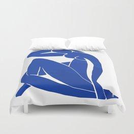 Henri Matisse - Blue Nude 1952 - Original Artwork Reproduction Duvet Cover