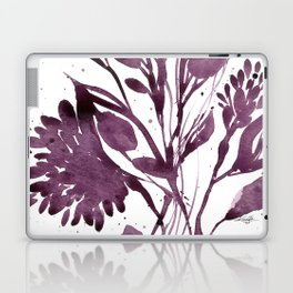 Organic Impressions No. 110 by Kathy Morton Stanion Laptop & iPad Skin