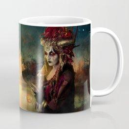 Setting the world on fire Coffee Mug