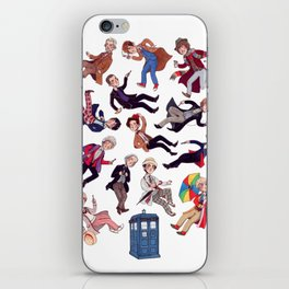 Who's who iPhone Skin