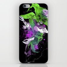 Colorize the Alien iPhone & iPod Skin