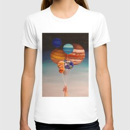 Inflated Planets T-shirt