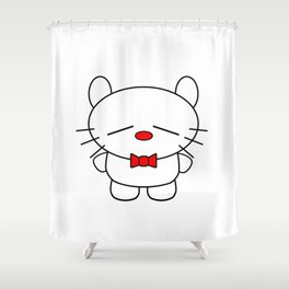 Hug Me Inekuma ! Shower Curtain