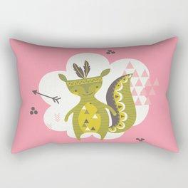 Camp Wichita Girls Rectangular Pillow