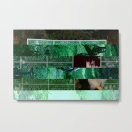 crash_ 08 Metal Print