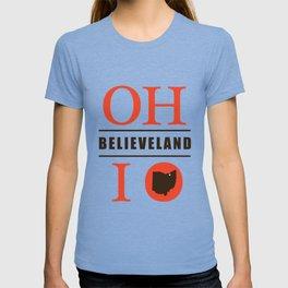 Believeland T-shirt