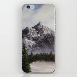 Joyous Mountain Landscape iPhone Skin