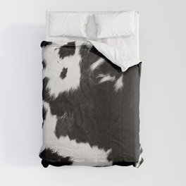 Rustic Cowhide Comforters
