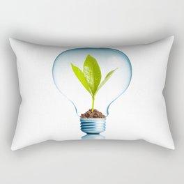 Global Warm Rectangular Pillow