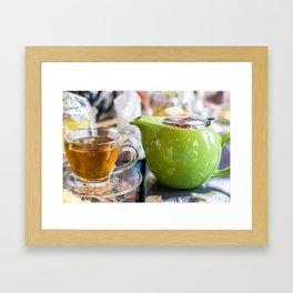 Tea (2) Framed Art Print
