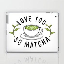 Matcha Love Laptop & iPad Skin