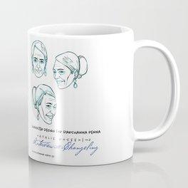 Darshanna Penna Character Design I Coffee Mug
