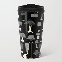 50 shades of grey Metal Travel Mug