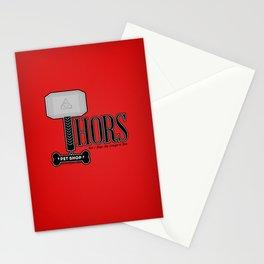 Thors Petshop Stationery Cards