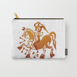 Boudicca takes the reigns. Carry-All Pouch