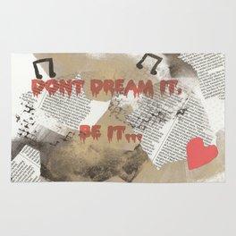 Rocky Horror - Don't Dream It... Rug