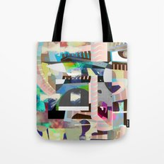 Save Face Tote Bag