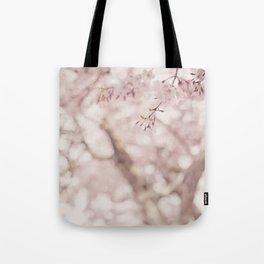 Pastel sakura Tote Bag