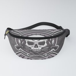 Shooting Roads Fanny Pack