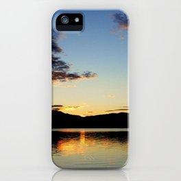 Early mornin iPhone Case