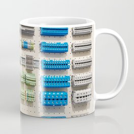 Different type screw terminal Coffee Mug