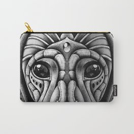 Ornate Dachshund Carry-All Pouch