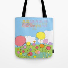 unless someone like you cares a whole awful lot Tote Bag