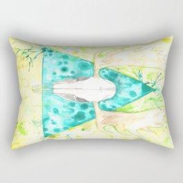 Skulltaste Rectangular Pillow
