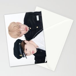V and Jimin - BTS Stationery Cards