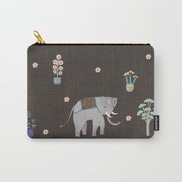 thai elephant  Carry-All Pouch