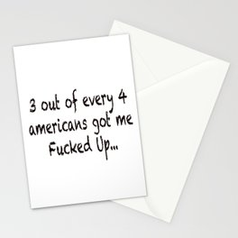 Americans Stationery Cards