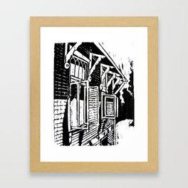 Jyringin Talo II Framed Art Print