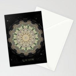 You are Everything Mandala Stationery Cards