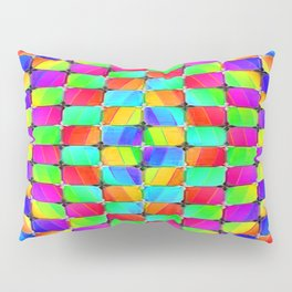 Tumbler #31 Psychedelic Optical Illusion Design by CAP Pillow Sham