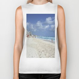 Carribean sea 7 Biker Tank