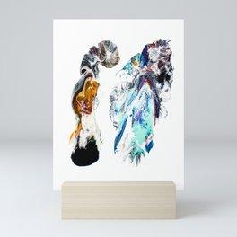 Brin's Elders Mini Art Print