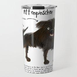 Affenpinscher Travel Mug