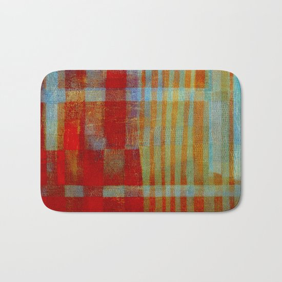 """Passions"" Inspired by the Maria Bethânia music. Bath Mat"