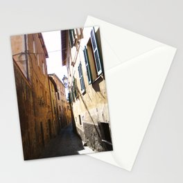 Alley In Italy Stationery Cards