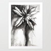 Burst into Bloom Art Print