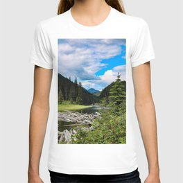 out in nature T-shirt