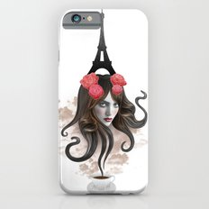 RECUERDA PARÍS iPhone 6s Slim Case