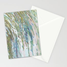 Spring Waterfall Stationery Cards